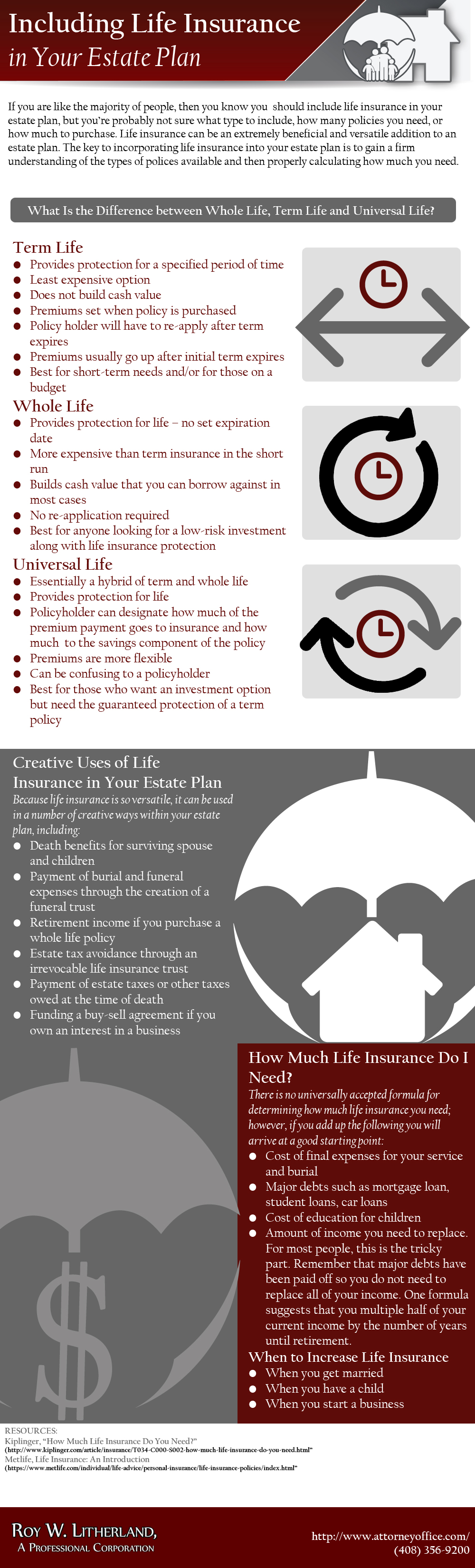 life insurance in your estate plan