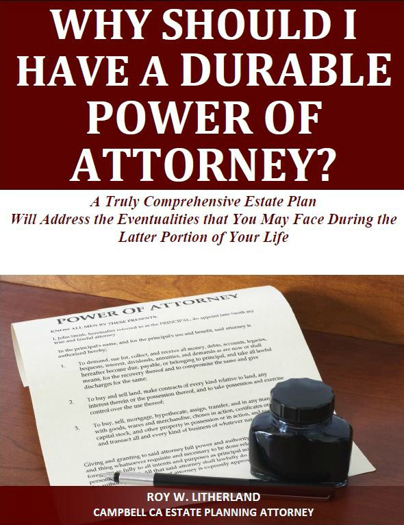 Why Should I Have A Durable Power of Attorney
