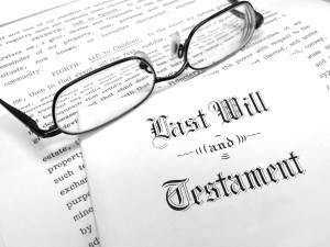 Do I Need a Lawyer to Draw Up a Last Will?