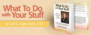 What To Do With Your Stuff