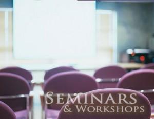 seminars and workshops image