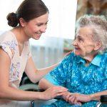 senior-and-caregiver